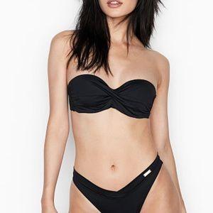 Victoria's Secret Strapless Bikini Top 32C